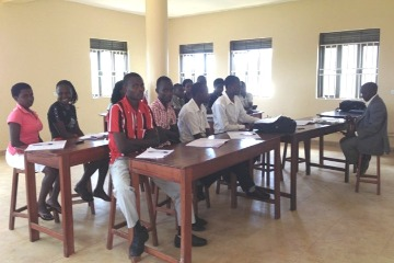 Students at the SEED Institute
