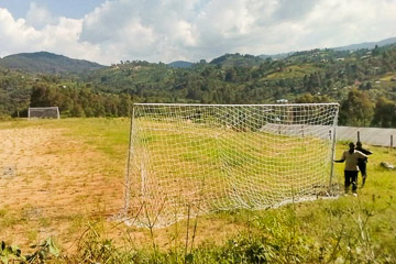 Nyakabungo sports pitch